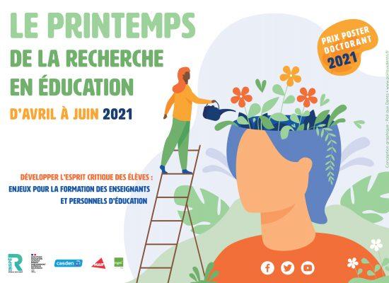 Protégé: Printemps de la Recherche en Education 2021