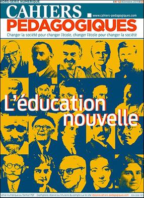 Cahiers pédagogiques (hors-série numérique 52) : l'éducation nouvelle