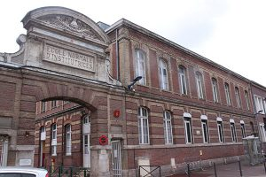 INSPÉ de l'académie de Lille – Hauts-de-France