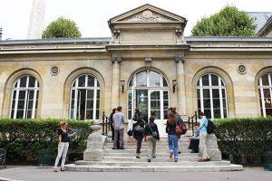 INSPÉ de l'académie de Paris
