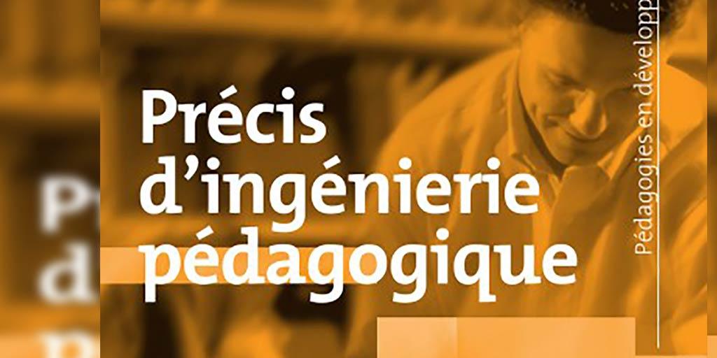 Livre precis ingenierie pedagogique livre