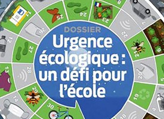Urgence écologique: un défi pour l'école