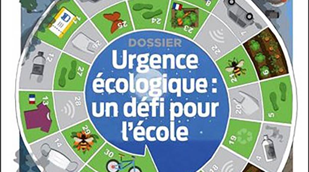 article urgence ecologique defi ecole