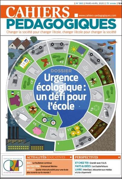 urgence ecologique defi ecole