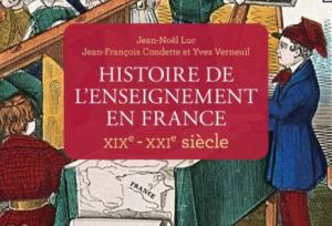 Histoire de l'enseignement en France – XIXe-XXIe siècle