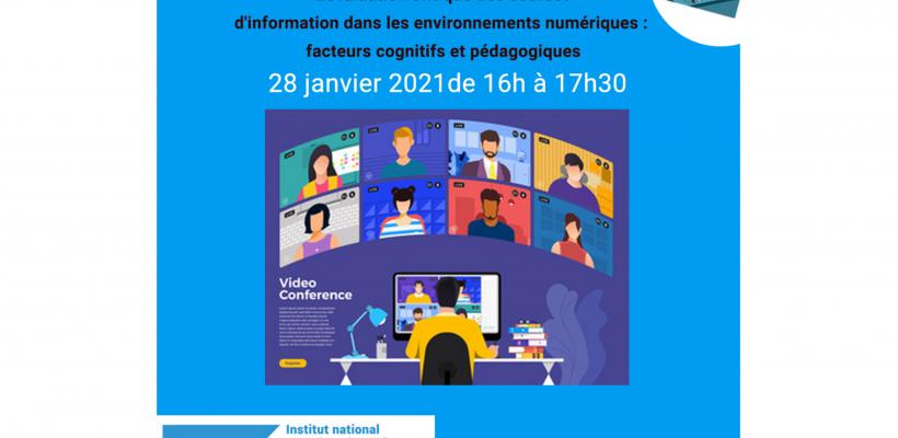 L'évaluation critique des sources d'information dans les environnements numériques : facteurs cognitifs et pédagogiques
