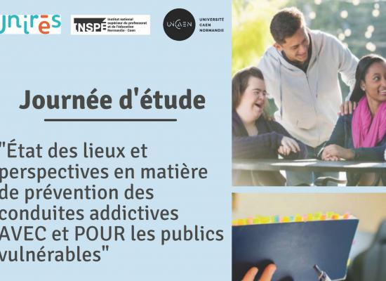 État des lieux et perspectives en matière de prévention des conduites addictives avec et pour les publics vulnérables