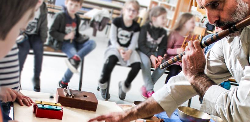 Journée d'étude «Enjeux sociaux de la pratique musicale»