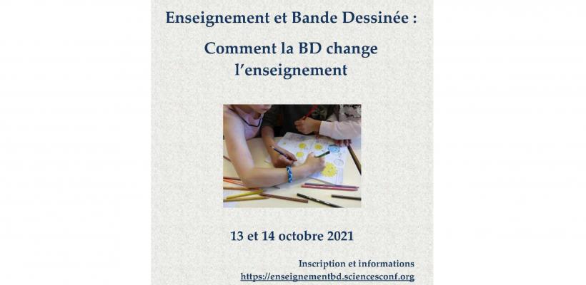 Enseignement et BD : comment la BD change l'enseignement