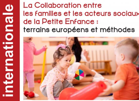 Conférence internationale «Initiatives collaboratives pour la Petite Enfance»
