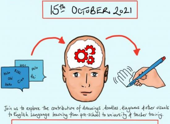 Dessiner, gribouiller, schématiser pour apprendre et enseigner l'anglais