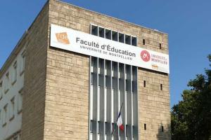 INSPÉ de l'académie de Montpellier